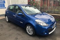 Renault Clio DYNAMIQUE TOMTOM DCI / £30 ROAD TAX/ 2 OWNERS