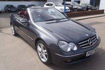 Mercedes CLK CLK200K AVANTGARDE