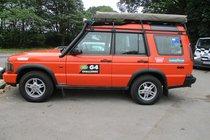 Land Rover Discovery V8I ES