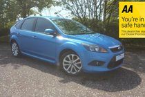 Ford Focus ** ZETEC S ** A Nice Looking Car Fully Warranted With AA Cover