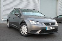 SEAT Leon TSI FR TECHNOLOGY