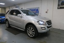 Mercedes M Class ML350 CDI BLUEEFFICIENCY GRAND EDITION