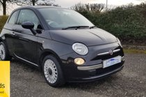 Fiat 500 LOUNGE Fully Warranted With 12 Mths AA Cover A Nice Looking Car