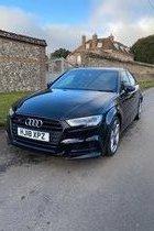 Audi A3 S3 SPORTBACK TFSI QUATTRO BLACK EDITION
