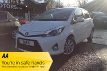 Toyota Yaris VVT-I T4 FROM £176.97 PER MONTH WITH ONLY £500 DEPOSIT