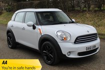 MINI Countryman 1.6 COOPER D With Chili Pack