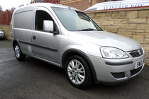 Vauxhall Combo 1.3 SE Cdti Van