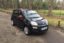 Fiat Panda 1.2 Easy ONE LADY OWNER FULL SERVICE HISTORY AIR CON AND BLUETOOTH