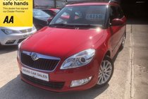 Skoda Fabia ELEGANCE TDI CR 1.6 TDI 105 BHP VERY CLEAN EXAMPLE ONLY 86,000 PX WELCOME