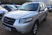 Hyundai Santa Fe 2.2 CRTD CDX+ Station Wagon 5dr (7 Seats)HPI CLEAR*FULL SERVICE HISTORY*ONE FORMER KEEPER*2 KEYS*MOT DUE 28/10/2018*FREE 6 MONTH