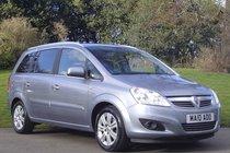 Vauxhall Zafira DESIGN 1.6i 16v VVT