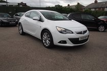 Vauxhall Astra GTC SRI S/S FULL SERVICE HISTORY ! LOW MILES ! 99% FINANCE APPROVAL !