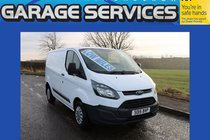 Ford Transit Custom excellent condition **low miles**