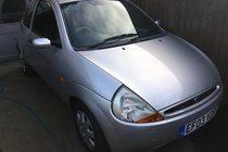 Ford Ka COLLECTION, 12 MONTHS MOT, LOW MILEAGE