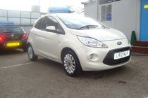 Ford Ka Zetec 1.2 69PS