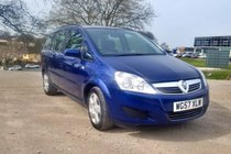 Vauxhall Zafira EXCLUSIV #7Seater #FinanceAvailable