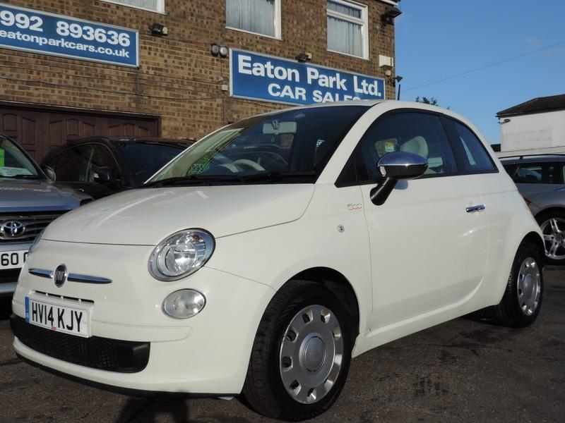 Fiat 500 1.2I POP 1 Owner + £30 Tax | EATON PARK CARS