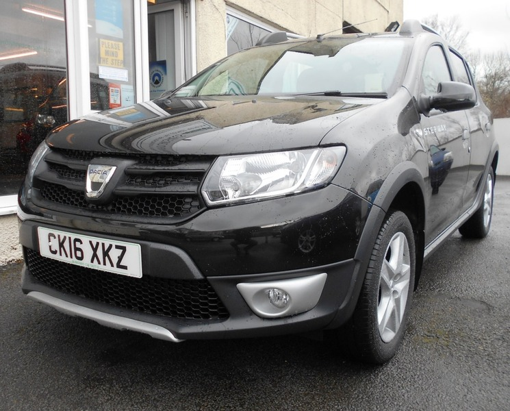 used dacia sandero stepway ambiance tce 90 for sale swansea glamorgan south wales. Black Bedroom Furniture Sets. Home Design Ideas