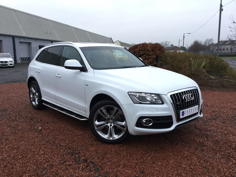 audi q5 3 0 tdi s line special edition carrera specialist cars. Black Bedroom Furniture Sets. Home Design Ideas