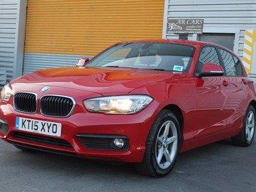 BMW 1 SERIES 1.5 116d SE