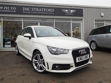 Audi A1 2.0 TDI S LINE 143PS LOW RATE FINANCE OF 6.9 %APR REPRESENTATIVE
