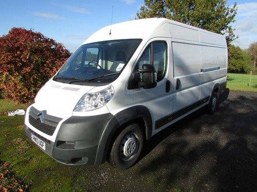 Citroen Relay 35 Heavy L4H2 HDI