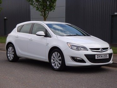 Vauxhall Astra 2.0CDTI 16V ELITE 165PS
