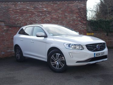 Volvo XC60 2.0 D4 DRIVE  SE 181PS