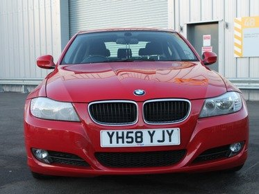 BMW 3 SERIES 318d SE   12 M AA Cover