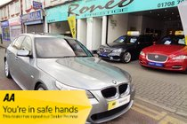 BMW 5 SERIES 535d SPORT MUST BE SEEN TO BE APPRICIATED! LIKE NEW !!