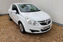 Vauxhall Corsa Van SWB CDV CDTI