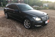 Mercedes C Class C180 BLUEEFFICIENCY SPORT