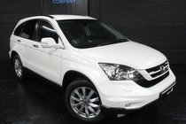 Honda CR-V 2.2 I-DTEC ES 4X4 / Very Rare Example With Such Low Miles & In Pearl White