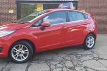 Ford Fiesta ZETEC BUY NO DEPOSIT & ONLY £43 A WEEK T&C APPLY