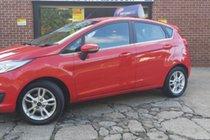Ford Fiesta ZETEC BUY NO DEPOSIT & ONLY £43 A WEEK T&C APPLY