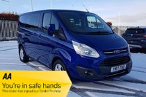 Ford Transit Custom 310 LIMITED LR DCB