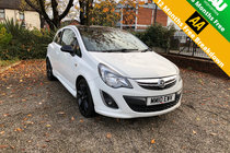 Vauxhall Corsa 1.3 LIMITED EDITION
