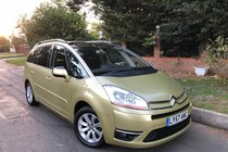 Citroen C4 PICASSO 7 EGS EXCLUSIVE HDI