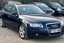 Audi A6 TDI DPF S LINE