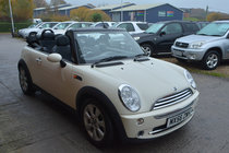 MINI Convertible COOPER 1.6 CHILLI PACK