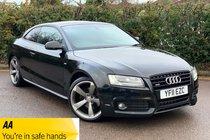 Audi A5 TDI QUATTRO S LINE BLACK EDITION
