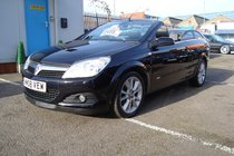 Vauxhall Astra 1.8i 16v Twin Top Design