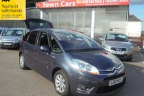 Citroen C4 HDI EXCLUSIVE EGS PICASSO