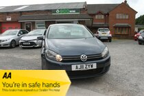 Volkswagen Golf SE TSI - VW build quality & reliability - Great looks, great condition & great service history!