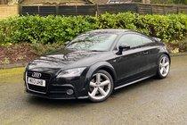 Audi TT TFSI S LINE