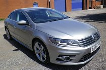 Volkswagen CC R LINE TDI BLUEMOTION TECHNOLOGY DSG