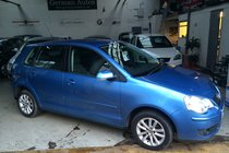 Volkswagen Polo 1.4 S AUTOMATIC