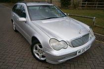 Mercedes C Class C 220 CDI T Avantgarde Auto