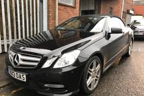 Mercedes E Class E 220 CDI BlueEfficiency Sport