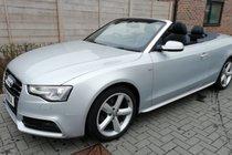 Audi A5 TDI S LINE SAT NAV Nappa Leather